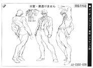 Dio anime ref (7)