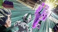 Kira confronts Koichi