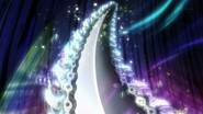 Close Up of Light Blade