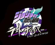 JoJo's Bizarre Adventure last survivor logo