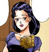 Ayana nervous