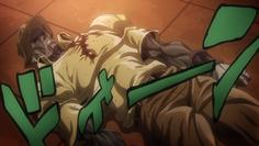 Joseph's corpse