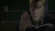 Keicho plans to awaken Koichi's Stand