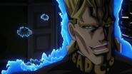 Keicho threatens Josuke