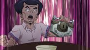 Tamami discovers Josuke's cheating