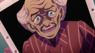 Yoshihiro cries with joy