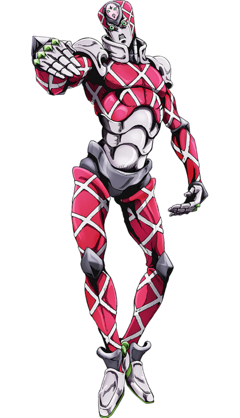 King Crimson Jojo S Bizarre Wiki Fandom Use stand arrow and thousands of other assets to build an immersive game or experience. king crimson jojo s bizarre wiki fandom