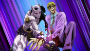 Kira severs his hand