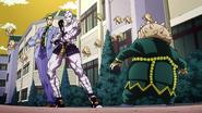 Shigechi attacks Kira
