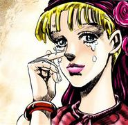 Suzi Q crying