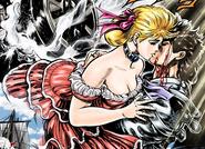 Jonathan-Erina last kiss
