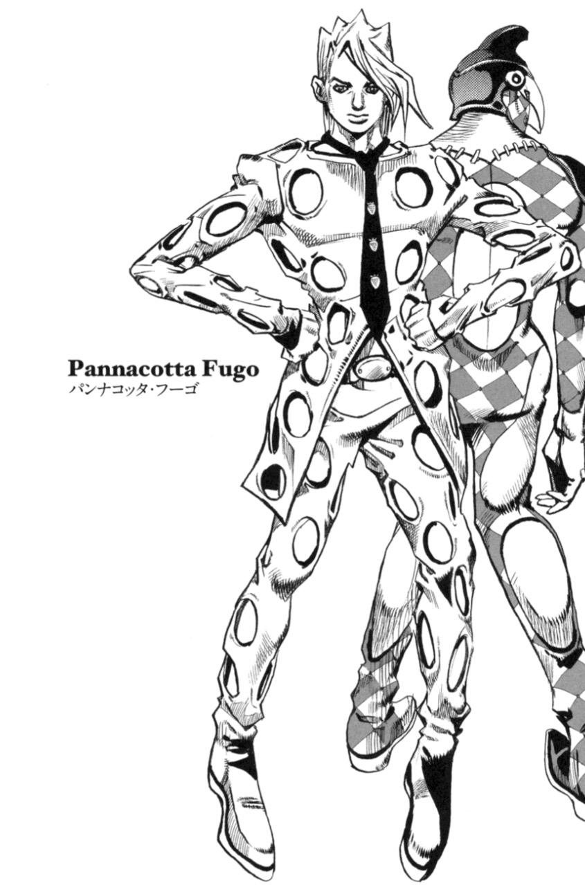 Pannacotta Fugo