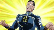 Okuyasu feeling refreshed