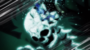 DIO Skull Cracked