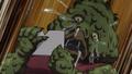 Nijimura's father crying
