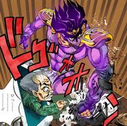 Star Platinum Yoshihiro (Chapter 368)