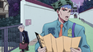 Rohan trying to navigate ghost alley