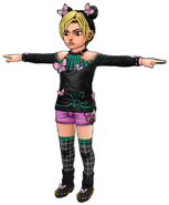 Kid Jolyne EoH