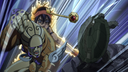 GE Assaulting a Turtle