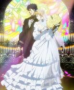 Jonathan and Erina wedding