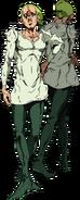 Mario Zucchero anime full body