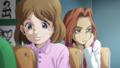 Hayato unnerved at school