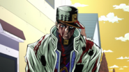 Jotaro wakes up