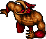 Magician's Red sprite in SFC game