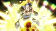 Akira draining power