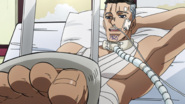 Yuya enjoying his stay