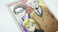 Kira with his family