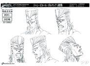 Polnareff anime ref (2)
