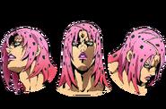 Diavolo faces