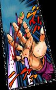 Pesci losing finger