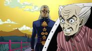 Yoshihiro annoyed at Mikitaka