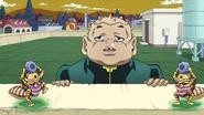 Shigechi taunts the duo