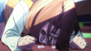 Hayato weeps