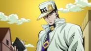 Jotaro's final outfit P4