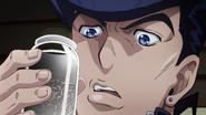 Josuke finds Kira's nails