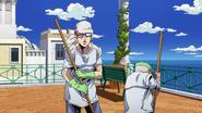 Trish Pericolo Anime first