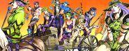 2895 - giorno giovanna gyro zeppeli higashikata josuke jojo's bizarre adventure jonathon joestar jonny joestar joseph joestar kujo jolyne will zeppeli