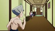 Ayana asks Koichi what's wrong