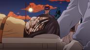 Hazamada beaten