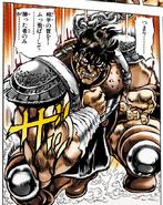 Tark chained