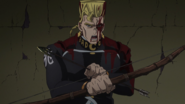 Keicho bow and arrow