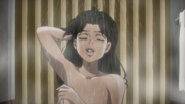 Anne in the shower