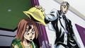 Kira greets his son