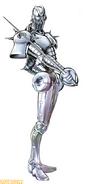 Polnareff SilverChariot jojoeoh