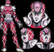 King crimson body