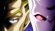 Kira and Killer Queen prepare to battle Shigechi